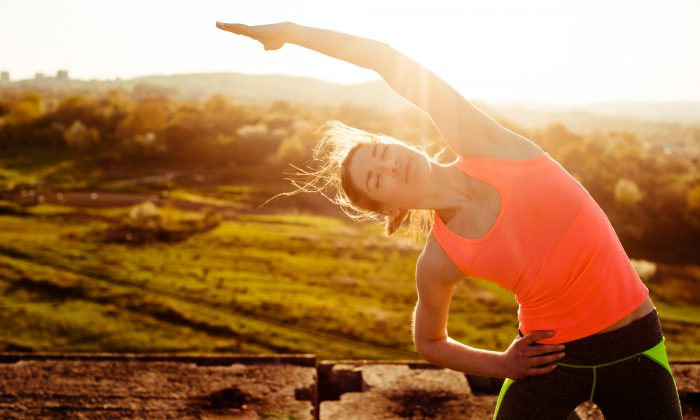 Regular exercise is a healthy antidote to stress and can help prevent heart disease - the biggest problem is that too many people get too little of it. (pyrozhenka/Shutterstock)