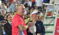 Wozniacki Wins Hong Kong Open