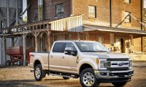 2017 Ford Super Duty Truck Named Truck of Texas