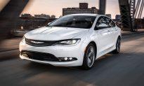 Chrysler 200 Passes With a Whisper