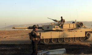Iraqi Special Forces Join Mosul Offensive Against ISIS