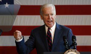 VP Biden to President-Elect Trump: 'Grow Up'