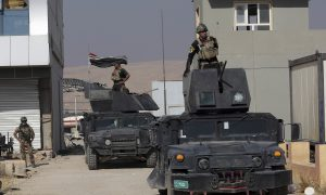 Iraq Pushes Into Town Near Mosul After ISIS Assault on Kirkuk