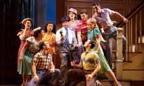 Theater Review: 'Holiday Inn'
