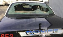 Shots Hit California Police Car, Woman on Ride-Along Hurt