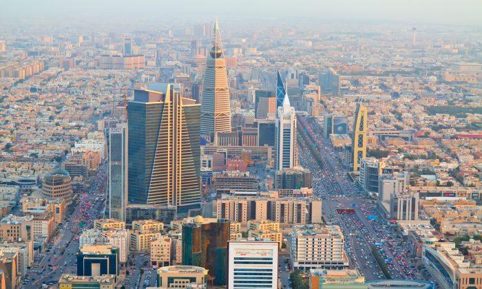 The capital of Saudi Arabia, Riyadh, on Aug. 22, 2016. (Fedor Selivanov/Shutterstock)