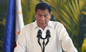 Philippines' Duterte Sends Warning to Communists
