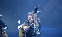 Denise Ho Plays to Full House at Hong Kong Coliseum