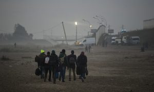 Police Deployed in Calais Amid Influx of Young Migrants