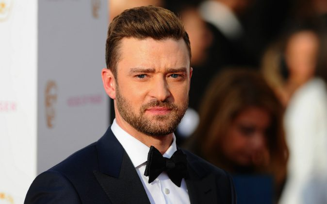 Justin Timberlake attends the House Of Fraser British Academy Television Awards 2016 at the Royal Festival Hall on May 8, 2016 in London, England. Timberlake is under investigation after he posted a selfie inside of a Tennessee polling location on Oct. 24. (Stuart C. Wilson/Getty Images)