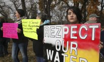 Facebook Users Checking in at Standing Rock From Around the US