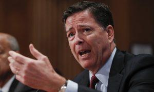 Holder, Other Law Enforcement Officials Slam FBI Director James Comey
