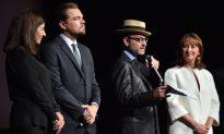DiCaprio Climate Catastrophe Film Boosts Clinton Campaign