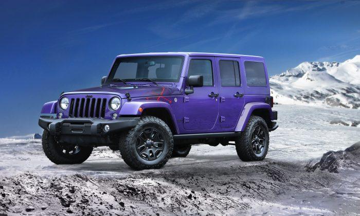 2016 Jeep Wrangler. (Courtesy of FCA-Jeep)