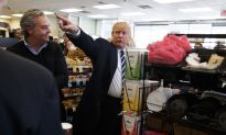 New LA Times Poll Puts Trump 4 Points Ahead of Clinton