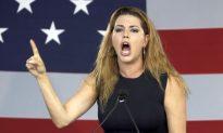 Alicia Machado Introduces Clinton, Assails Trump's Comments on Women