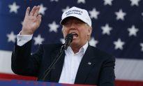 The Latest: Trump Campaign Voter Intimidation Case Heard in Nevada, Arizona