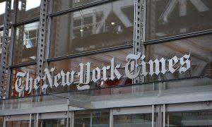 NYT Revenue Tumbles as Digital Transformation Progresses