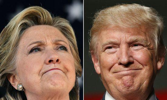 Clinton Derides Trump's Fitness; He Disparages Her Honesty