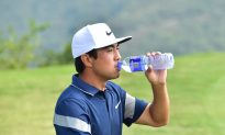Alexander Kang has Four-Shot Lead Going into Clearwater Bay Final Round