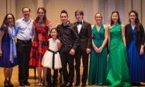 NY Concerti Sinfonietta Features 7 Shining Stars and 1 Rainbow