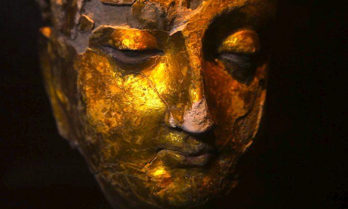 One of the treasures at Mes Aynak. (German Camera Productions)