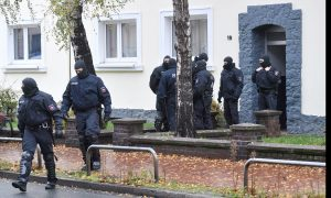 5 ISIS Suspects Arrested in Germany