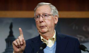 McConnell Will Lead Senate GOP, Schumer Will Lead Democrats
