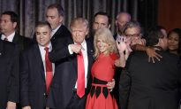 Trump Campaign Manager Kellyanne Conway Makes History