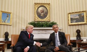 Trump Asks Some 50 Senior Obama Appointees to Stay On