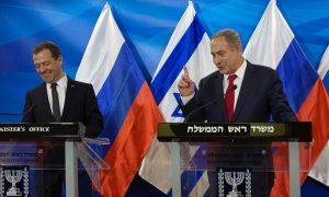 Israel, Russia Affirm Anti-Terrorism Alliance