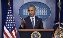 Obama Arrives Back in Washington After Last Vacation