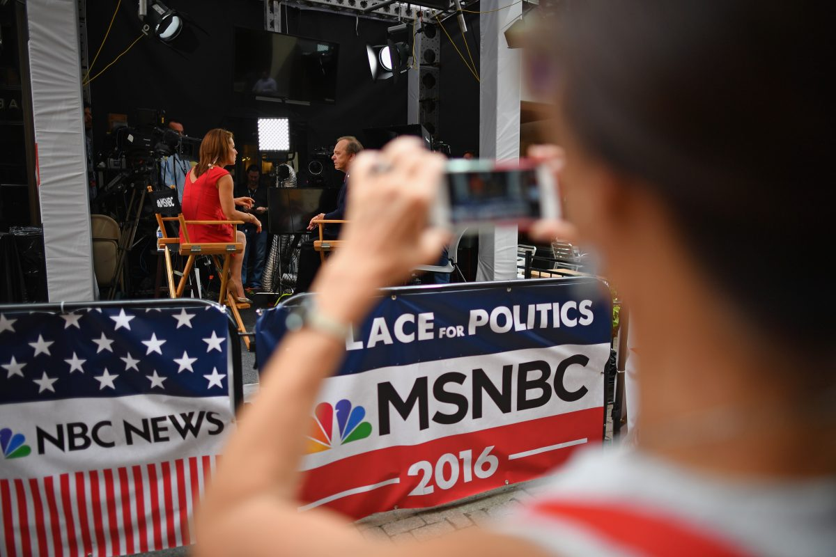 MSNBC editor accused of bullying for Democrats