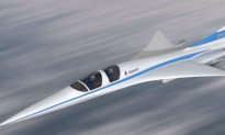 New Supersonic Jet Aims to Take You From New York to London in Under 4 Hours (Video)