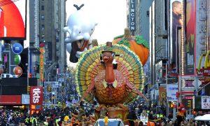 Macy's Plans Smaller but Camera-Ready Thanksgiving Parade