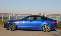Jaguar XE: 10 Years After