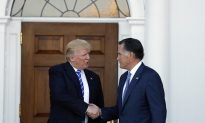 Romney meets with Trump; both say it went well
