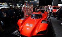 Mazda Reveals 2017 IMSA WeatherTech DPi Team at LA Auto Show