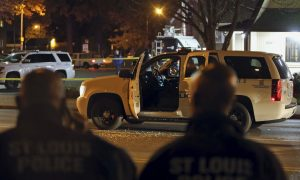 St. Louis Police Officer Shot in 'Ambush' Attack, Chief Says