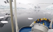 Record-Low Sea Ice Levels in Arctic and Antarctic (Video)