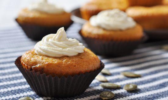 Quick & Easy Pumpkin Muffins