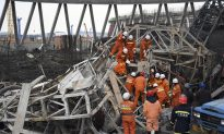 China: Death Toll in Construction Accident Rises to 74