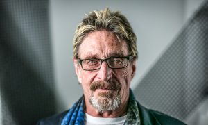 John McAfee on the Erosion of Privacy and Freedom