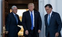 Report: Trump Transition Team Wants Mitt Romney to Apologize Publicly