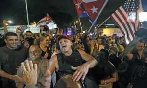 Cubans in Miami: Revelry and Reflection After Castro's Death