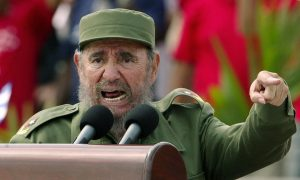 Penn State to Remove Fidel Castro Quote From Campus Building After Student Petition