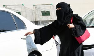 Saudi Prince Says 'Stop the Debate: Time for Women to Drive.'