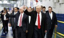 Trump Renews Pledge to Build Border Wall