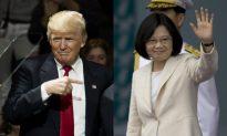 Trump Shrugs Off Fuss Over Taiwan Call