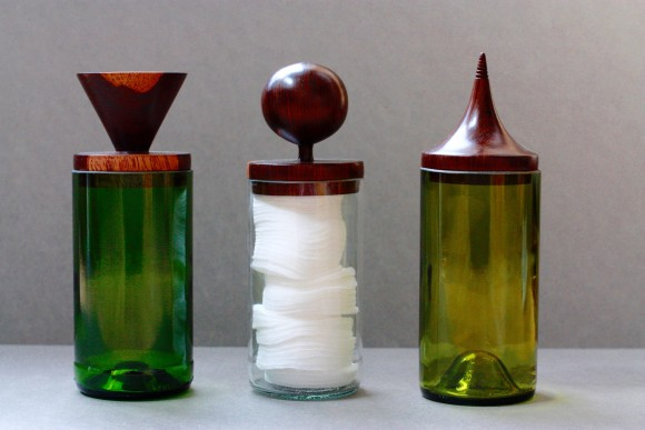 Eye catching and one of a kind, these ethically made glass storage jars are made from repurposed wine bottles and sustainably sourced mahogany wood. Ideal in the kitchen, bathroom or just as beautiful statement pieces, they are a fun addition to any room. Qäsa Qäsa have partnered with an organisation in Malawi that nurtures local artisanal talent to produce an array of contemporary designs, allowing small-scale artisans access to the global market. Resourceful with local materials, the artisans collect wine bottles from restaurants and hand cut them to size using twine. Each lid is hand-turned with its own unique design and made to fit only the jar it is designed for. £38 each, qasaqasa.co.uk